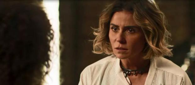 Luzia, protagonista de Segundo Sol.