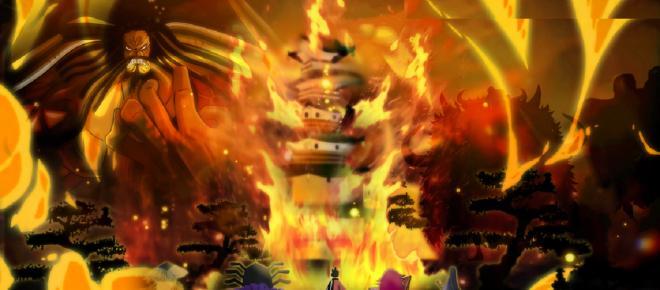 SPOLIERS/ En el capítulo 921 podremos ver la habilidad de Kaido que lo hace inmortal