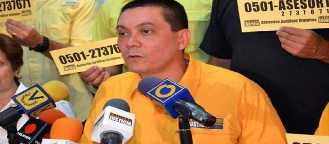 VENEZUELA/ Concejal acusado de atentar contra Maduro muere al caer de un décimo piso