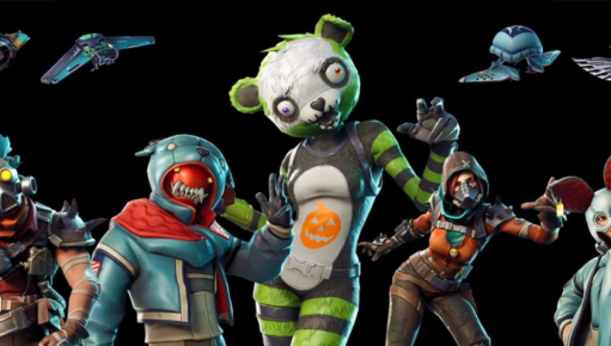 Fortnite: New skins, Gliders, Pickaxes, Back Blings, and