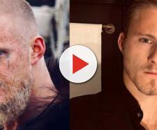 Bjorn em Vikings. (Reprodução/Instagram)