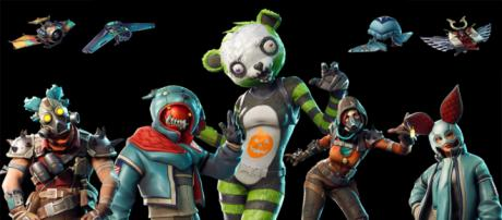 New Fortnite patch adds tons of new cosmetic items to the game. [image credits: Toxic Wave - Fortnite Leaker/Twitter]