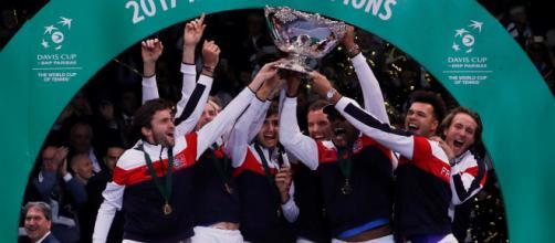Coupe Davis : les Bleus sacrés après seize ans de frustration ... - lefigaro.fr
