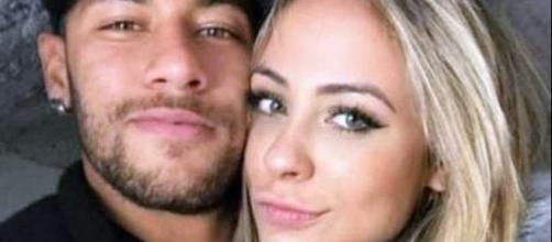 Foto de Neymar com fã repercute nas redes sociais (Foto: Reprodução/Instagram)