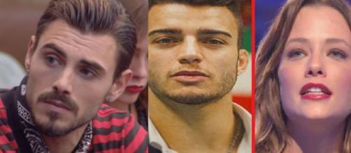 Grande Fratello Vip: lite tra Silvia e Fabio Basile, Francesco Monte contro Jane Alexander