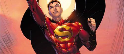Kenan Kong é a versão chinesa do Superman. (foto reprodução).