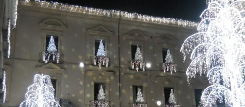 Salerno, tornano le luci d'artista