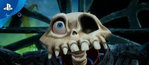 The hero of Gallowmere lives again. - [YouTube screenshot/Playstation]