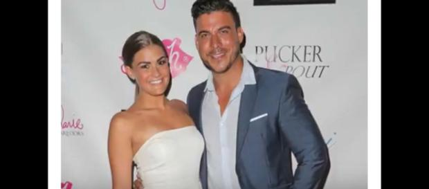 Bravo reality stars Jax Taylor and Brittany Cartwright share sorrow and joy. [Image Source: Celebrity News - YouTube]