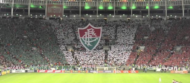 Fluminense jogará a partida da volta em casa. (foto reprodução).