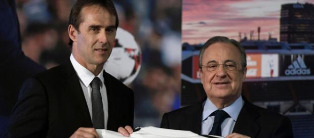 Le Real Madrid se défend sur le cas Lopetegui