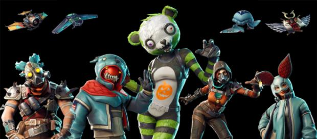 new fortnite patch adds tons of new cosmetic items to the game image credits - fortnite wave emote season