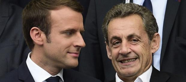 Nicolas Sarkozy demande 'du temps' pour Emmanuel Macron