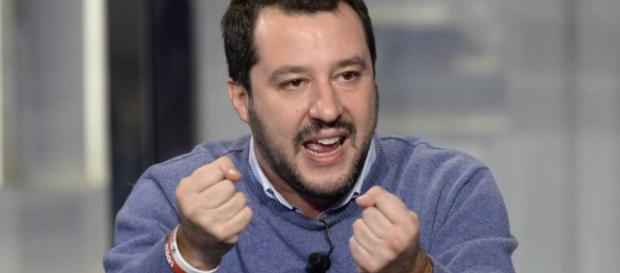 Matteo Salvini, Ministro dell'Interno e Vicepresidente del Consiglio