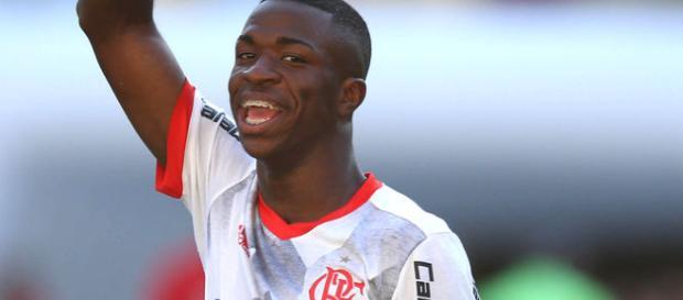Vinicius el nuevo héroe del Real Madrid