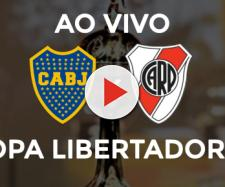 Boca Juniors x River Plate: ao vivo