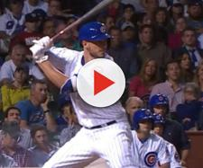 Chicago Cubs third baseman Kris Bryant emerged as part of recent trade rumors. - [MLB / YouTube screencap]