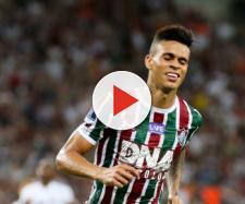 Fluminense recebe sondagens pelo volante Richard.