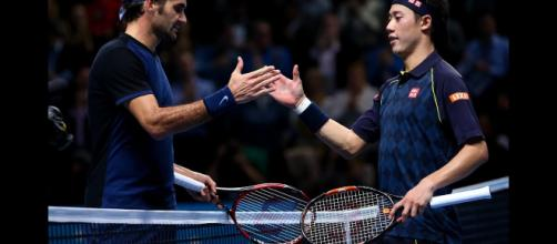2015 Hot Shots of the Year - Roger Federer and Kei Nishikori - YouTube - youtube.com