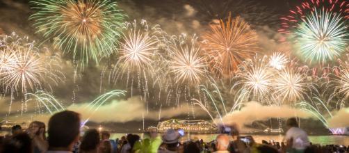 A vinda do ano novo pode ser uma bom momento para se consolidar desejos. (foto reprodução).
