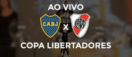 Boca Juniors x River Plate: ao vivo