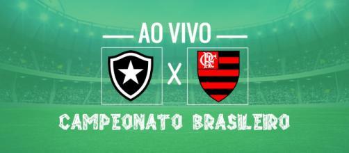 Botafogo x Flamengo ao vivo pelo Brasileirão
