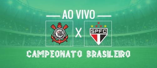 Corinthians x São Paulo: transmissão ao vivo