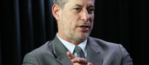 Ex-candidato à Presidência da República, Ciro Gomes, criticou o PT, durante entrevista ao grupo Globo