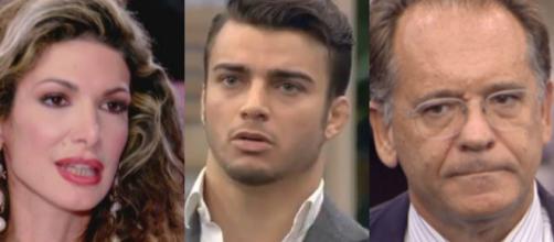 GF Vip: Maria Monsè e Fabio Basile contro il comportamento di Alessandro