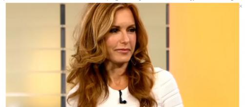 Tracey Bregman's Malibu home was destroyed by a wildfire. - [CBD New York / YouTube screencap]