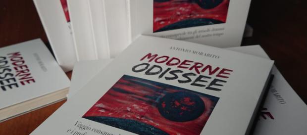 """Antonio Morabito, """"Moderne Odissee"""". Il libro sarà presentato il prossimo 24 novembre al Museo Magi '900 di Pieve di Cento (Bologna)"""