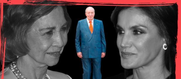Culpan a Letizia de la fotografía publicada por la Casa Real del 80 cumpleaños de Sofía