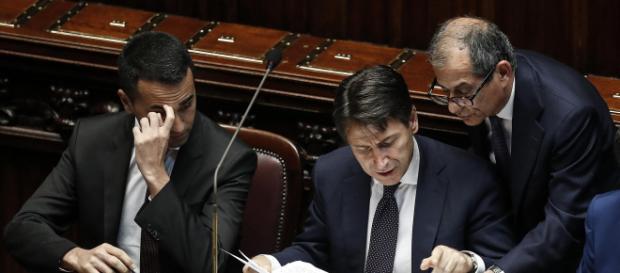 Pensioni, Luigi Di Maio e Giovanni Tria rassicurano su Quota 100 e reddito cittadinanza, ipotesi Decreto Legge - gds.it
