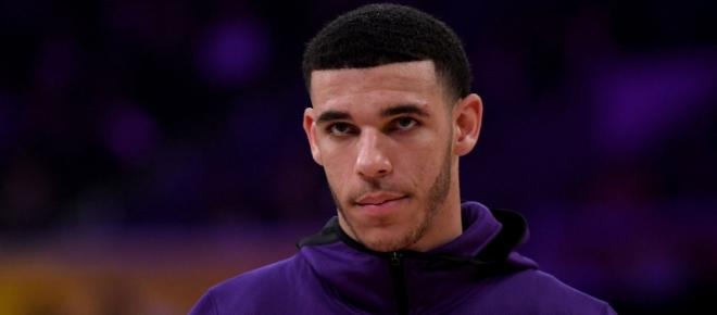 NBA: Lonzo Ball may miss time with his tweaked ankle