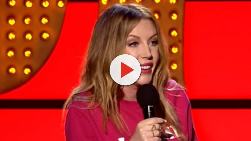 Comedian Katherine Ryan to become the Duchess of Netflix