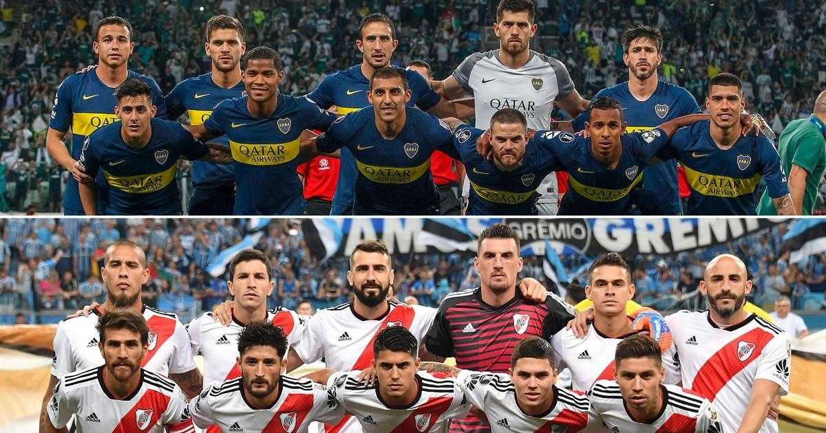 River Plate Boca