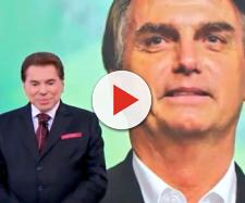 Bolsonaro participou ao vivo no Teleton