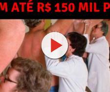 Cheiradores de suvacos profissionais podem ganhar até R$ 150 mil reais por mês.
