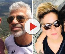 Lulu Santos e Nanda Costa assumiram seus relacionamentos gays