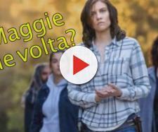 The Walking Dead: produção aponta história para Maggie.