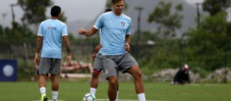 Paulo Ricardo será titular contra o Sport neste domingo. (Foto: Portal Futebolzinho)
