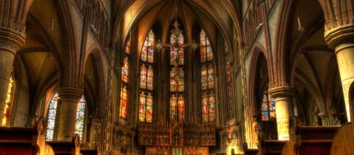 Church photo - Image by Skitterphoto / CCO Creative Commons via Pixabay