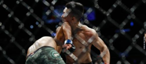 Pantera Rodríguez da TKO al Zombi Coreano en UFC Denver