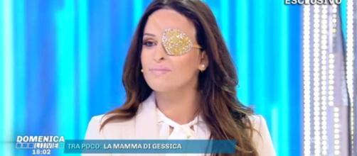 Gessica Notaro ha raccontato il suo dramma a Domenica Live
