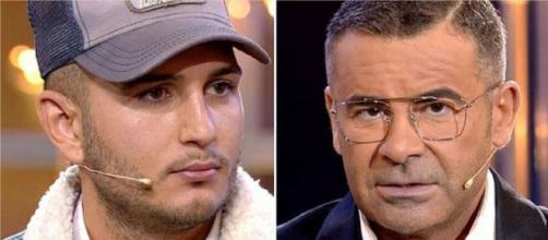 Jorge Javier Vázquez explotó en público contra Omar Montes - blastingnews.com
