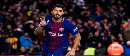 "Luis Suárez ""Pichichi"" de la Liga con nueve goles"