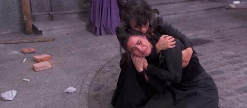Una Vita trame dal 13 al 17 novembre: Leonor vuole un figlio, Pablo sotto le macerie