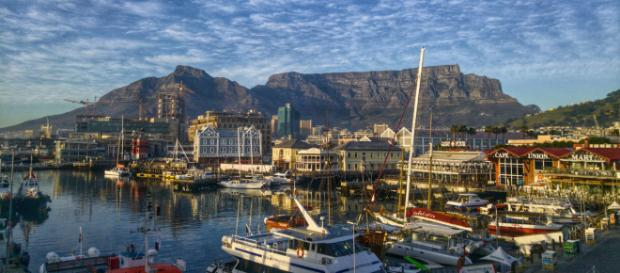 Cape Town, South Africa is one of the most beautiful cities in the world. V&A Waterfront. [Image Pexels]