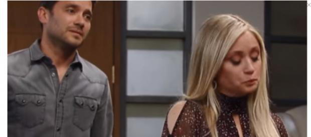 Dante returns to Port Charles on November 12 but will not have closure with Lulu. - [General Hospital / YouTube screencap]