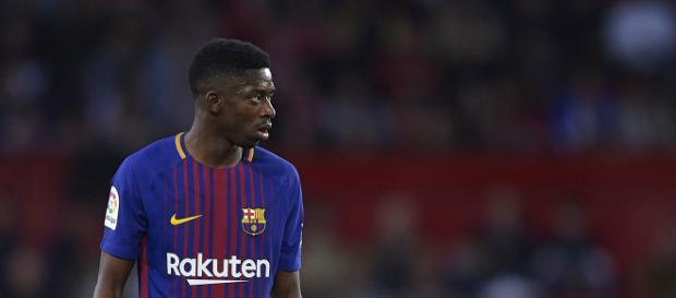 Ousmane Dembélé es dejado fuera de la convocatoria contra el Betis por Ernesto Valverde